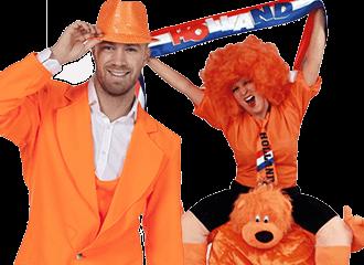 100% NL & Oranje