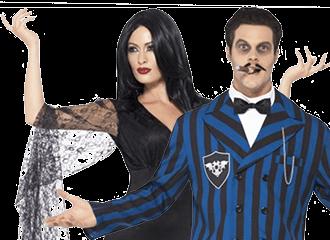 Addams Family Kleding