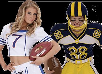 American Football Kleding