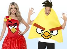 Angry Birds Kostuums
