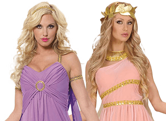Aphrodite Kostuums