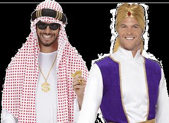 Arabier Kostuums