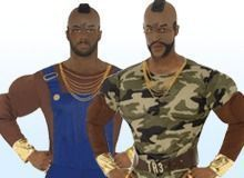 BA Baracus Kostuum