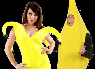 Banaan Kostuums
