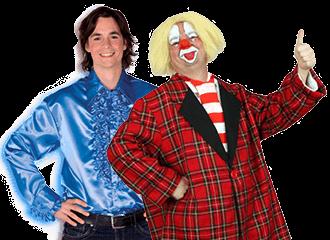 Bassie & Adriaan Kostuums