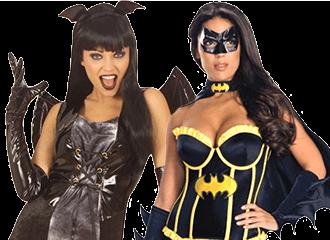 Batgirl Kostuums