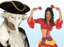 Braziliaans & Venetiaans Carnaval