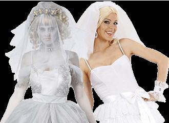 Bruid Kostuums