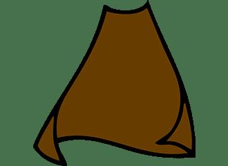Bruine Capes