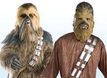 Chewbacca Kostuum