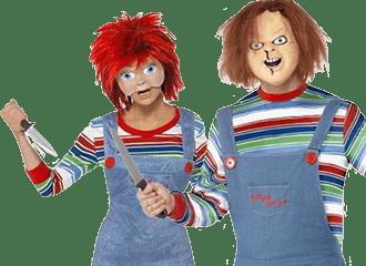 Chucky Kostuums