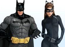 Dark Knight Kostuum