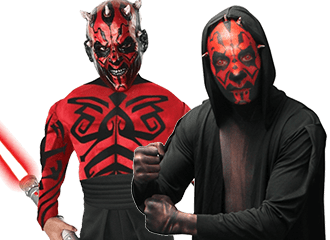 Darth Maul Kostuums