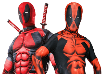 Deadpool Kostuums