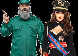 Dictator Kostuum