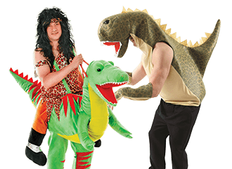 Dinosaurus Pakken