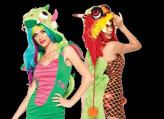 Draak Kostuums