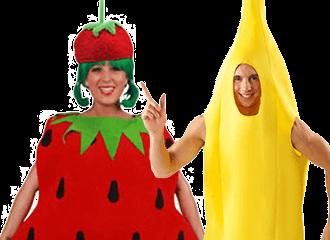 Fruitkostuums
