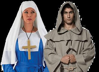 Geestelijke Kostuums
