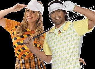 Golf Kostuums