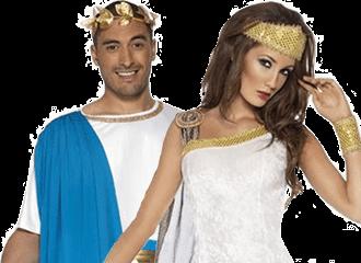 Grieken Romeinen & Toga