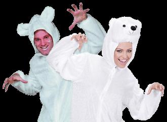IJsbeer Kostuums