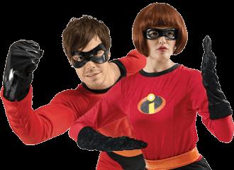 The Incredibles kostuums