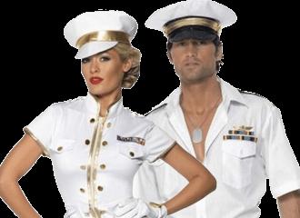 Kapitein Kostuums