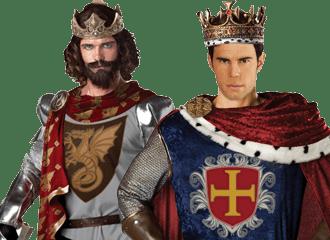 King Arthur Kostuums