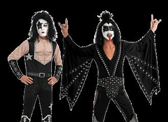 Kiss Kostuums