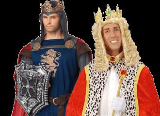 Koning Kostuums