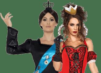 Koningin Kostuums