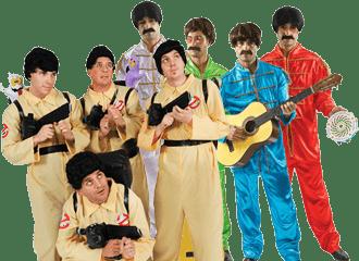 Kostuums Voor Groepen