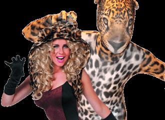 Luipaard Kostuums