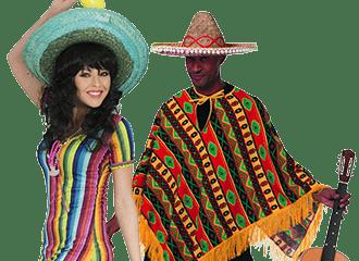 Mariachi Kostuums