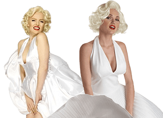 Marilyn Monroe Kleding