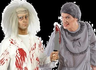 Moordenaar Kostuums