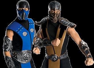 Mortal Kombat Kostuums