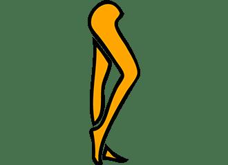 Oranje Panty's