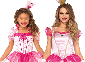 Peach Kostuums