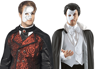 Phantom Of The Opera Kostuums