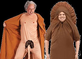 Piemel Kostuums