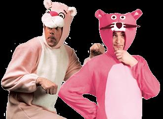 Pink Panther Kostuums