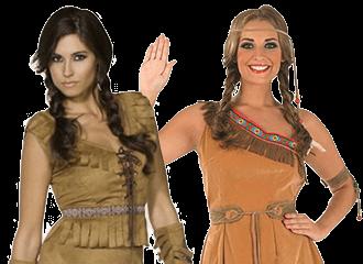 Pocahontas Kostuums