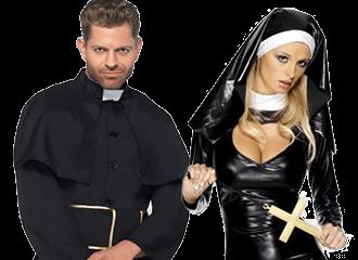 Priesters Nonnen & Religie