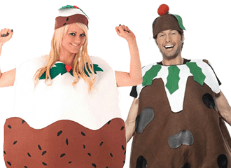 Pudding Kostuums