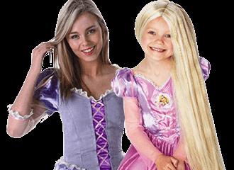 Rapunzel Kostuums