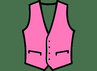 Roze Gilets