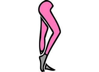 Roze Leggings