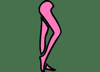 Roze Panty's